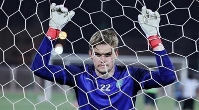 Максим Коваль пропустив шість м'ячів у матчі чемпіонату Саудівської Аравії