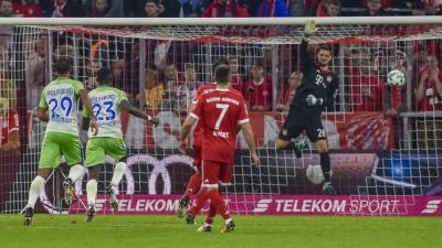 Фейл голкіпера «Баварії» коштував мюнхенця трьох очок