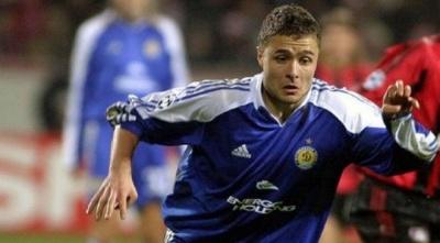 Екс-форвард «Динамо» Верпаковскіс став на захист Хацкевича