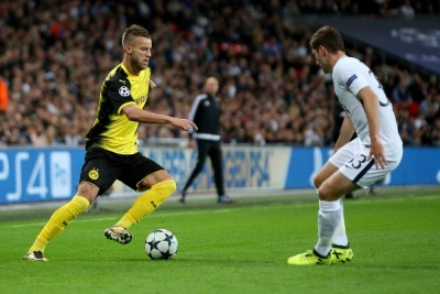 Німецькі ЗМІ оцінили гру Ярмоленка в матчі з «Тоттенхемом»