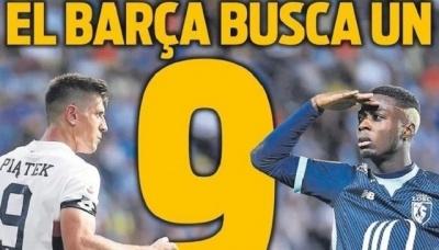 Суарес здувся: топ-5 форвардів, які могли б стати ідеальною «дев'яткою» для «Барселони»