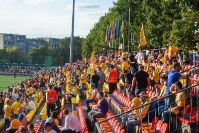 Литовские болельщики: «Какой-то неприятный осадок остался после матча с Украиной»