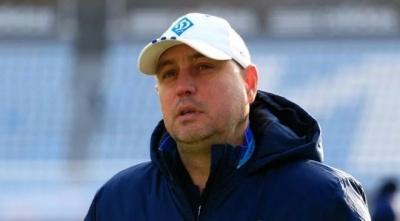 Тренер «Динамо» U-21 Мороз розповів, чого очікує від молодих футболістів