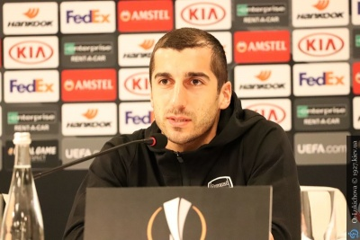 Мхітарян: «Добре пам'ятаю матч у 2013 році, коли «Шахтар» переміг «Динамо» на «Олімпійському»