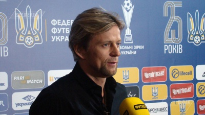 Анатолій Тимощук відвідав тренування «Баварії»