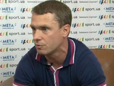 Ребров: «Цілі і завдання для «Динамо» завжди однакові – перемагати у всіх турнірах»