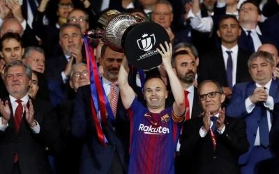 Андрес Іньєста: 25 моментів видатного маестро «Барселони»