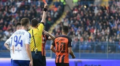 КДК ФФУ не розглядав вилучення Мораєса в матчі з «Динамо»