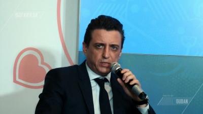 Олександр Денисов: «Телеканал «Рівне 1» незаконно проводив зйомку матчу «Маріуполь» – «Верес»
