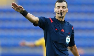Комитет арбитров оценил работу арбитров Бойко и Арановского в матче «Динамо» – «Колос»