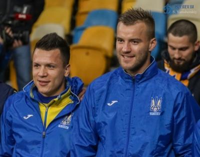 Ярмоленко і Коноплянка — у топ-5 найдорожчих гравців своїх клубів!
