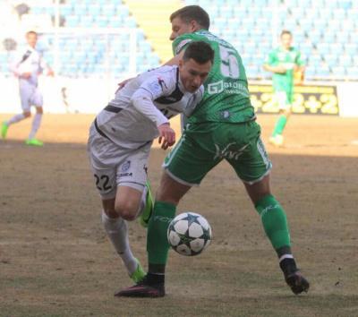 Владислав Кабаєв: «Тиждень тому «Зірка» показала, що гра в 5 захисників приносить позитивний результат, але в нас не вийшло»
