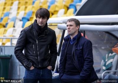 Олександр Шовковський: «При мені Хачеріді собі такого б не дозволив»