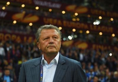Маркевич назвав суму, яку заплатив гравцям «Дніпра» за матчі в плей-оф Ліги Європи