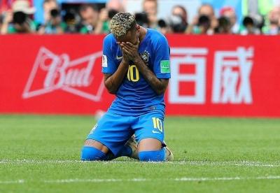 «Тіло Неймара здригалося від ридань». Європейські ЗМІ обговорюють емоції лідера бразильців