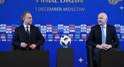 ЗМІ: Росії загрожує виключення з ФІФА і пропуск чемпіонату світу