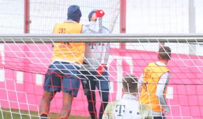 Бійка на тренуванні «Баварії». Боатенг врізав Горецкі – в ситуацію довелось втрутитись тренеру