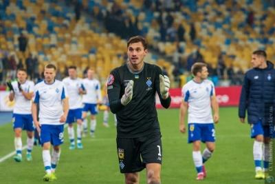 Бущан: «Я был уверен в себе, что не буду позорить первый номер в «Динамо»