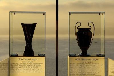 Все про жеребкування 1/4 фіналу Ліги чемпіонів та Ліги Європи