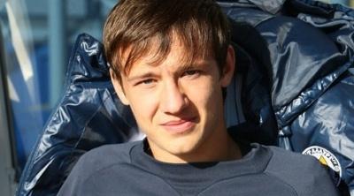 Дегтярьов провів перше тренування з «Динамо»