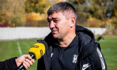 Руслан Костишин: «Після 10:0 від «Динамо» і «Шахтаря» мені сподобалася гра команди»