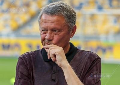 Мирон Маркевич: «Та хіба ж справа у Хацкевичу? «Динамо» розпродало всіх футболістів, а на їх місце набрали «лівих» гравців»
