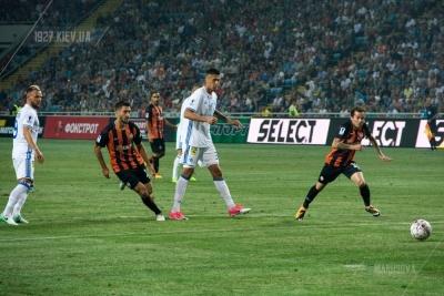 Як бігають футболісти «Шахтаря» і «Динамо»?