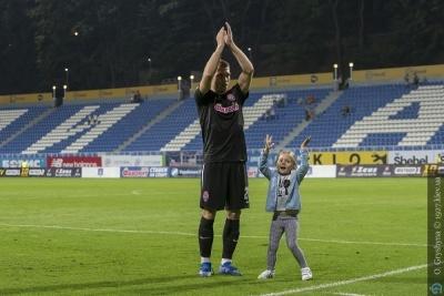 Олександр Караваєв: «Якби ми забили другий гол у роздягальню, було б набагато легше»