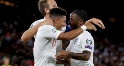 Ісландія програла Албанії, Англія перемогла Косово в матчі з вісьма голами. Результати 6 туру кваліфікації Євро-2020