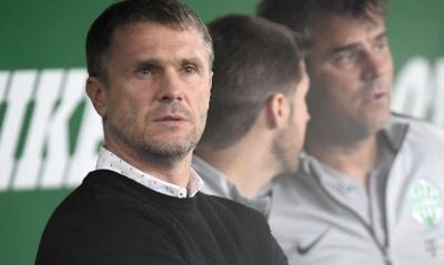 Сергій Ребров: «Для мене в футболі важливі забиті м'ячі»