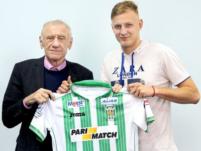 Віктор Хомченко: «Почуваюсь щасливим в «Карпатах» навіть не так, як футболіст, а просто як людина»