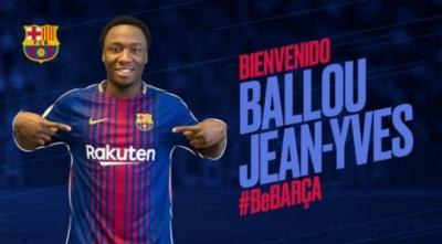«Барселона» підписала півзахисника Табла