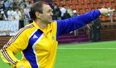 Збірна України U-18 поступилася у першому матчі на Меморіалі Гранаткіна