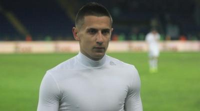 Хльобас відзначився голом і ассистом в матчі проти команди Сьоміна