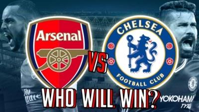 Суперкубок Англії. «Арсенал» - «Челсі»: прогноз букмекерів