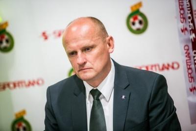 Тренер Литвы: «Сложилось впечатление, что Украина играла в Вильнюсе, как дома»
