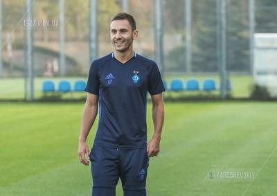 «Динамо» дозаявило Сергія Рибалку