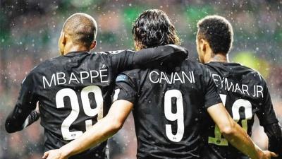 Пятерка лучших атакующих трио в Европе
