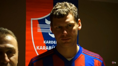 Олександр Рибка повернувся до загальної групи