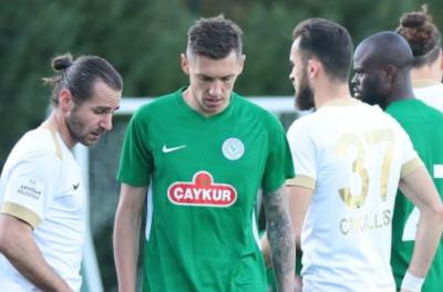 Гармаш и Морозюк - в стартовом составе «Ризеспора» на матч с «Галатасараем»