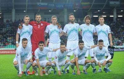 Топ-5 гравців збірної Словенії