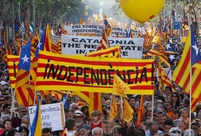 «Ми не в Києві, майдан влаштовувати не будемо, Крим ж пішов — ми теж зможемо». Що чекає Каталонію після відокремлення?