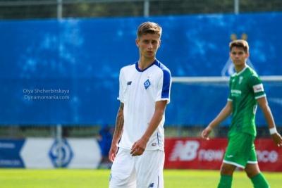 «Хочу забити хет-трик, а то одні дублі», – форвард «Динамо» U-19 Ісаєнко прокоментував свою результативність