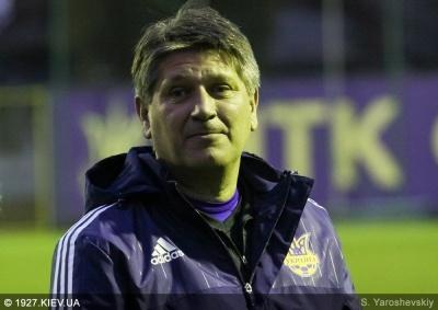 Сергій Ковалець: «Хотілося б, щоб сьогодні виграло «Динамо» та повернулася інтрига»