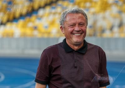 Мирон Маркевич: «Серйозних результатів варто чекати лише від «Шахтаря»