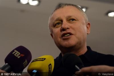 Ігор Суркіс: «Сьогодні ми могли завершити це протистояння»