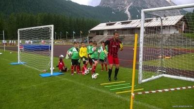 Футбольный лагерь боруссия