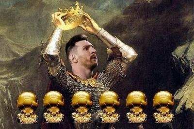 Мессі – володар «Золотого м'яча-2019»