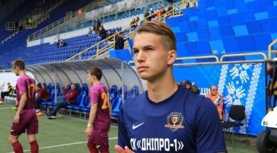 «Я повернувся додому – тут я у колі справжніх друзів», – Супряга прокоментував перехід з «Динамо» в «Дніпро-1»