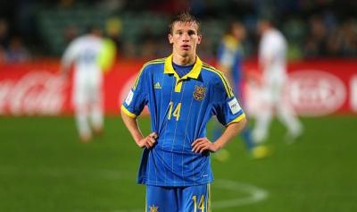 УЄФА включив Лучкевича до списку головних надій юнацького Євро-2015